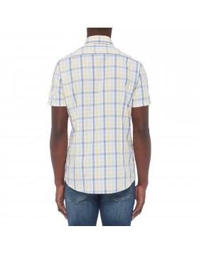 Barbour Tattersall 2 Short Sleeved Tailored Shirt