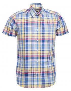 Barbour GERALD S/S SHIRT Yellow