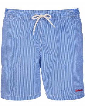Barbour	Striped Shorts Blue