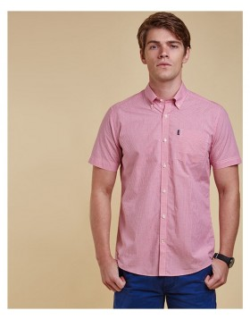 Barbour	TRISTON S/S SHIRT Red