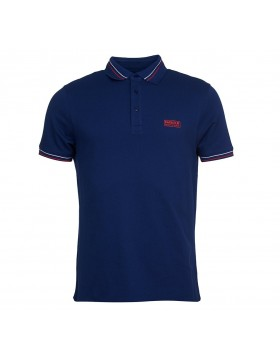 Barbour B.Intl Switch Tipped Polo Shirt