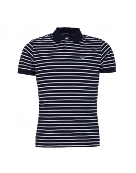 Barbour Styhead Stripe Polo Shirt