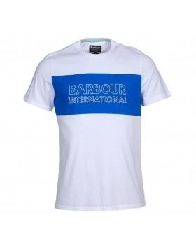 Barbour B.Intl Panel Logo T-Shirt