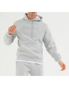 NICCE Mercury Hoodie - Stone Grey