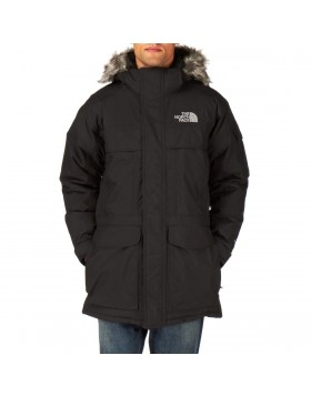 The North Face Mcmurdo Parka TNF Black