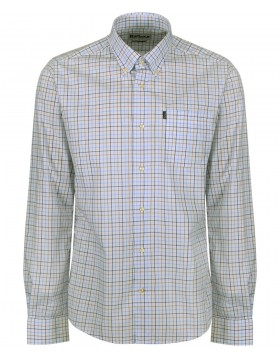 Barbour	Patrick Tailored Fit Shirt Sandstone