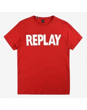 Replay T-Shirt	Red