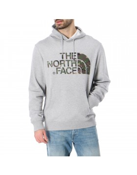 The North Face Standard Hoodie - Light Grey Heather