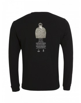 Stone Island Black Archivio Long Sleeve T-Shirt