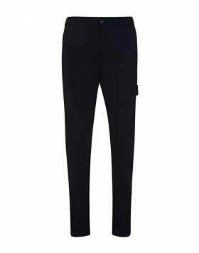 Stone Island Navy Patch Chino Trousers