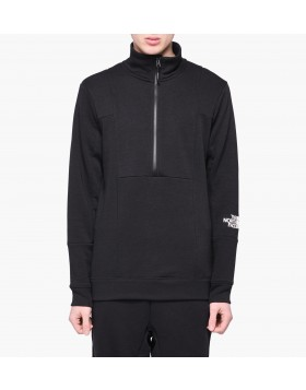 The North Face 1/4 Zip Sweater - TNF Black