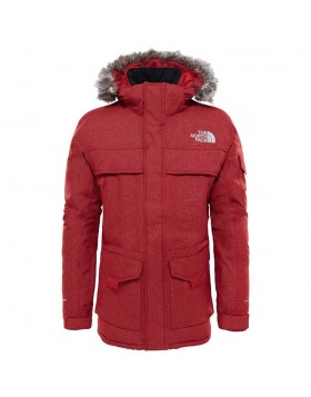 The North Face McMurdo 2 Parka - Red