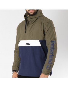 Timberland Hooded Windbreaker Green