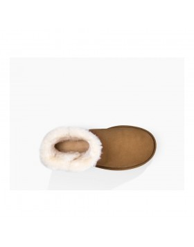 UGG Bailey Bow Button II Chestnut