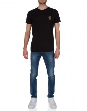 Versace Underwear Black Lounge T-Shirt