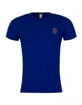 Versace Underwear Blue Lounge T-Shirt
