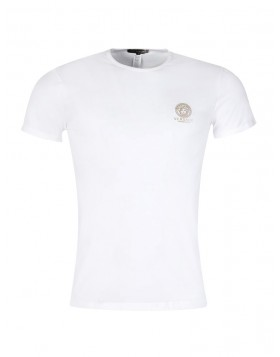 Versace Underwear White Lounge T-Shirt