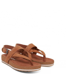 Timberland WOMANS MALIBU THONG  Copper